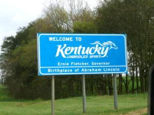 O Kentucky!