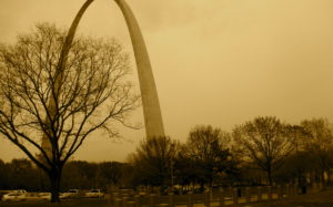 St. Louis! Beyond the East & into the West!