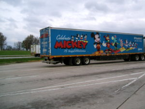 Dizzy Mickey!