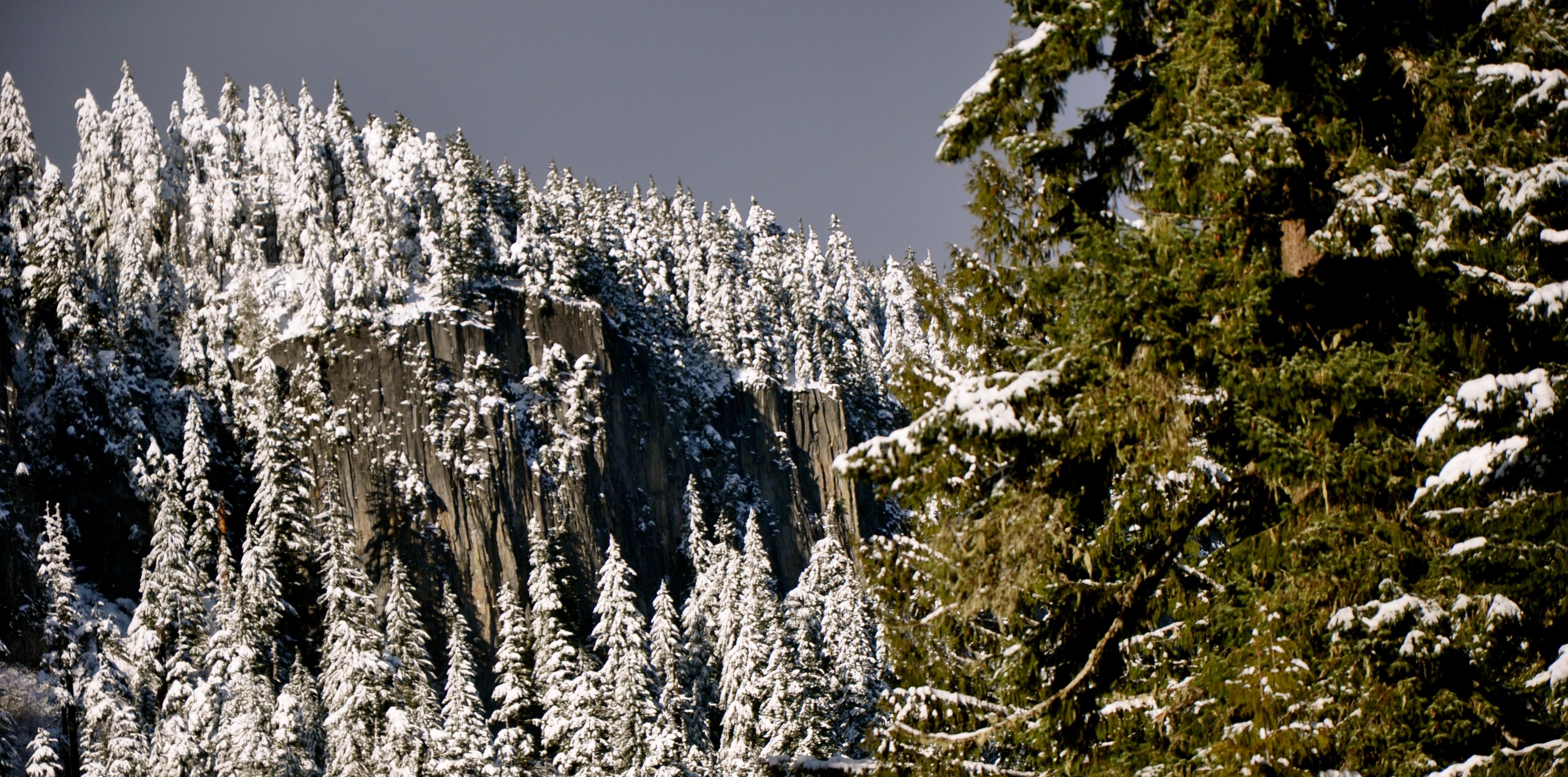 Rampart Ridge.